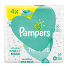 Pampers Sensitive Protection Baby Wipes, 224 Wipes