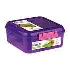 Sistema Bento Cube Lunch Box