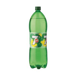 7-up Plastic Bottle 2l
