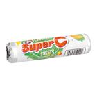 SUPER C CANDY ROLLS NAARTJIE 36.9G