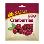 Safari To Go Cranberries 70g
