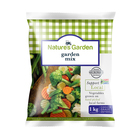 Natures Garden Garden Vegetables  1kg