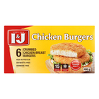 I&J Frozen Chicken Burgers 400g