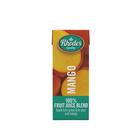 Rhodes 100% Fruit Juice Blend Mango 200ml x 6