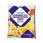 No Name Straight Cut Frying Potato Chips 1kg