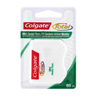 Colgate Total 12 Mint Coated Dental Floss 50m