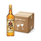 Captain Morgan Spiced Gold Rum 750ml  x 12