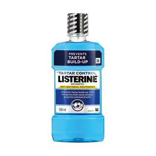 Listerine Tartar Control Mouthwash 500ml