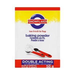 Snowflake Baking Powder 50g