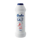 Cerebos Iodated Table Salt F lask 1kg