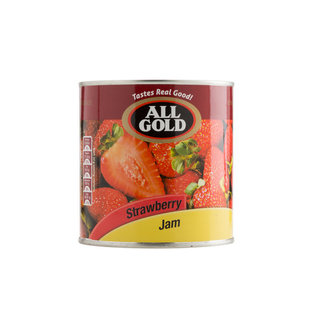 All Gold Strawberry Jam 900g
