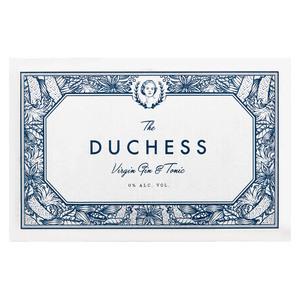 The Duchess Non-Alcoholic Gin & Tonic 275ml x 24