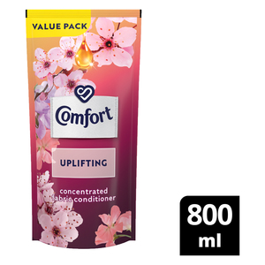 Comfort Uplifting Concentrated Fabric Conditioner Refill 800ml