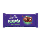 Cadbury Dairy Milk Bubbly Mint 150g