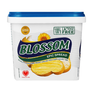 Blossom Lite Medium Fat Spread 1kg