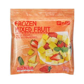 PnP Frozen Mixed Fruit 350g