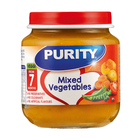 Purity 2nd Foods Mixed Vegetables  125ml