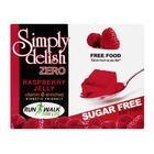 Simply Delish Sugar Free Raspberry Jelly 7.5g