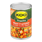 Koo Vegatable Curry In Hot Sauce 420g