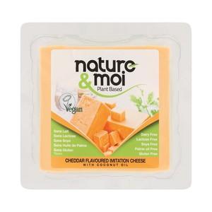 Nature & Moi Vegan Cheddar 200g
