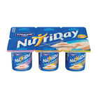 Danone Nutriday Tropical Fruit Yoghurt 6s
