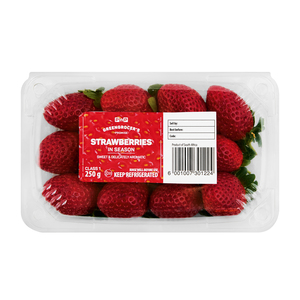 PnP Strawberries 250g