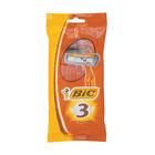 Bic Big 3 Sensitive Blades 4