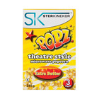 Popz Microwave Popcorn Extra Butter 3ea