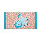 Real Home Beach Towel Unicorn 70x130cm