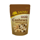 Safari Roasted And Salted Cashews 100g