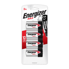 Energizer Max D 4 Pack