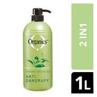 Organics Anti Dandruff  2in1 Shampoo 1l