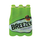 Breezer Lime Spirit Cooler 275ml x 6
