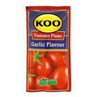 Koo Tomato Paste Garlic 50g