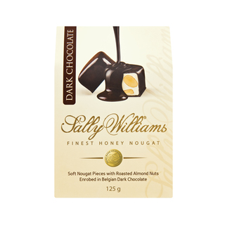 Sally Williams Dark Chocolate 125g