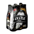 Castle Free NRB 340ml x 6