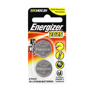 Energizer Lithium Coin Batteries 2025bs
