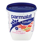 Fabulite Fat Free Strawberry Fruit Yoghurt 1kg
