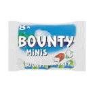 Bounty Chocolate Bars Minis 250g