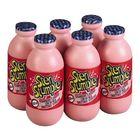 Steri Stumpie Strawberry Flavoured Low Fat Milk 350ml x 24