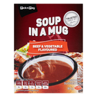 PnP Instant Soup Beef And Vegetable 4ea