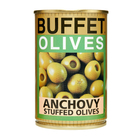 Buffet Olives With Anchovies 300g