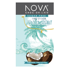 Nova Sugar Free Toasted Coconut Dark Chocolate 100g