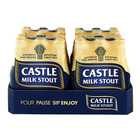 Castle Milk Stout 340ml x 24