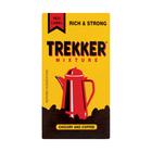 TREKKER COFFEE GROUND RED LABEL 125GR