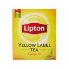Lipton Yellow Label Teabags 100s