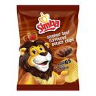 Simba Smoked Beef Chips 125g