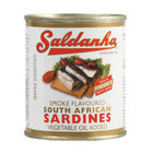Saldanha Sardines In Vegetable Oil 215g