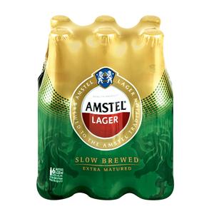Amstel Lager NRB 330ml x 6