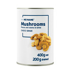 No Name Mushroom Pieces and Stems 400 GR